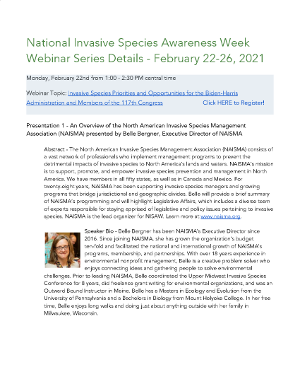 NISAW Webinar Details - Abstracts and Speaker Bios - February 22-26, 2021_Page_01